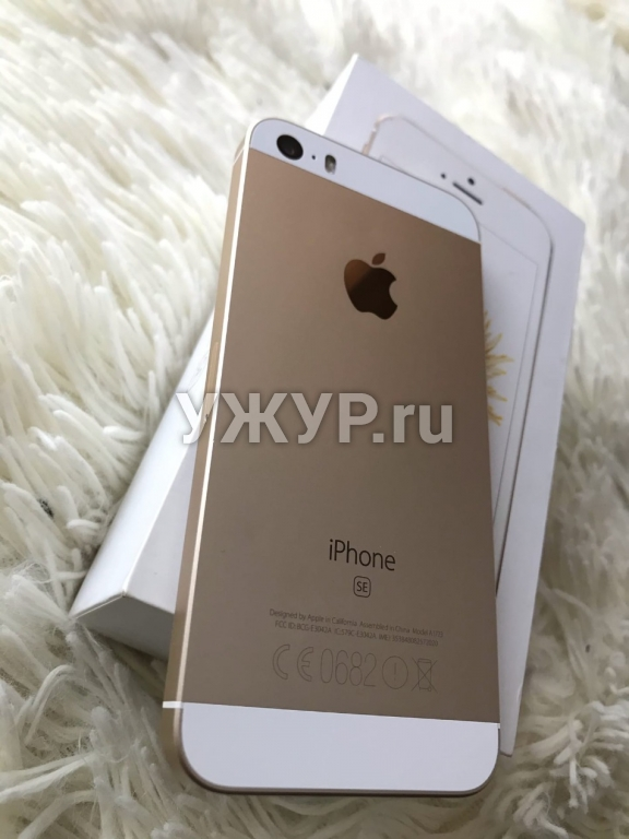 Продам iPhone SE 16GB
